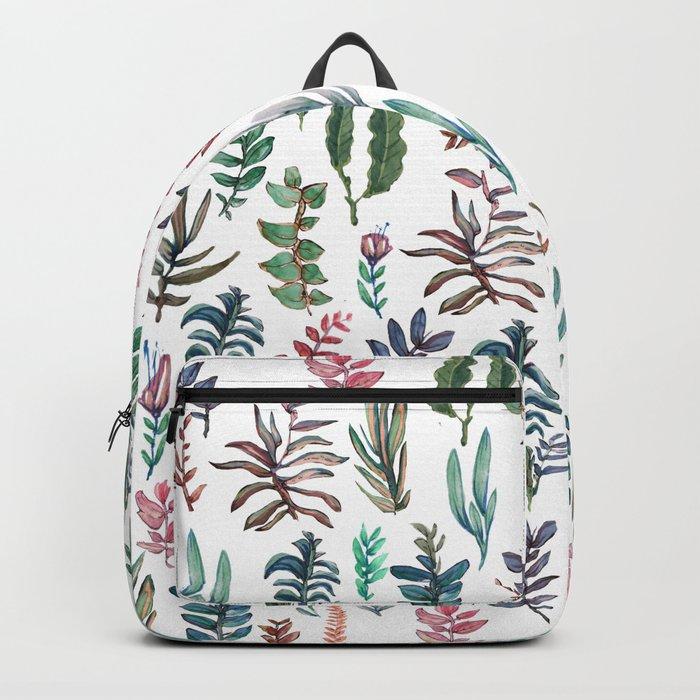 natural pattern Backpack
