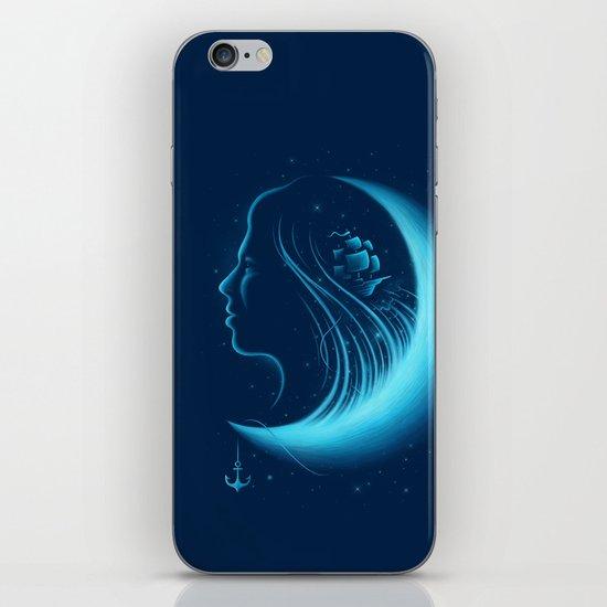 Moonlight Grace iPhone & iPod Skin