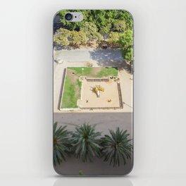 Barcelona Aerial iPhone Skin