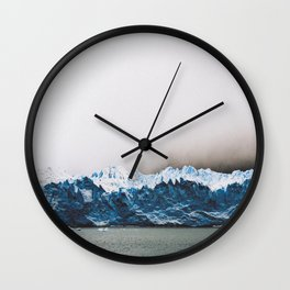 Iceberg Lake Wall Clock