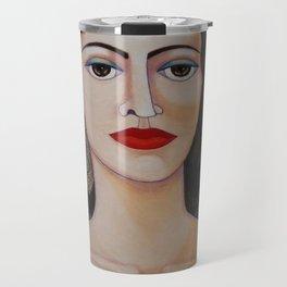 Amalia Rodrigues – Music born in the soul Travel Mug