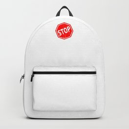Stop Killing Animals | End Speciesism and Cruelty Backpack
