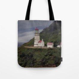 Heceta Head Lighthouse - Oregon Tote Bag