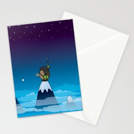 Where The Hell Am I ? Stationery Cards
