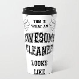 AWESOME CLEANER Travel Mug