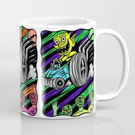 Racing Demon/Devil Coffee Mug
