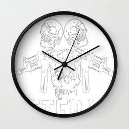 combat veteran Wall Clock