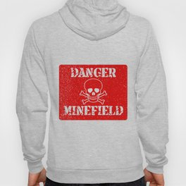 Danger Minefield Hoody