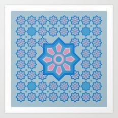tralala Art Print