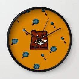 Fried begg Wall Clock
