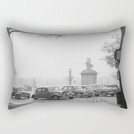 Autos op de Place de la Concorde in Parijs, Bestanddeelnr 254 0217 Rectangular Pillow