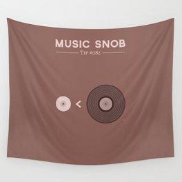 """Still NOT """"The New Vinyl"""" — Music Snob Tip #082.5 Wall Tapestry"""