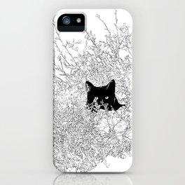#inktober2016:hidden iPhone Case
