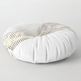 Adam's creation Floor Pillow