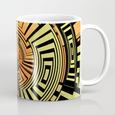 Futuristic technology abstract Coffee Mug