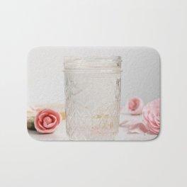 camellia hydrosol Bath Mat