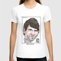 messi T-shirts featuring MESSI by BANDY