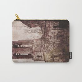 Church in ruins Carry-All Pouch