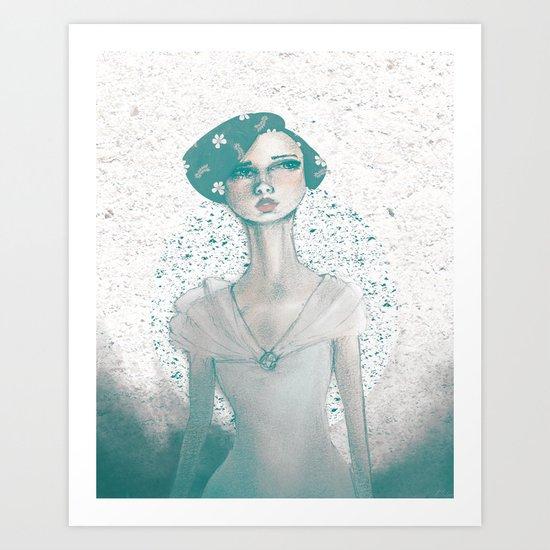 Evoke of Interest Art Print