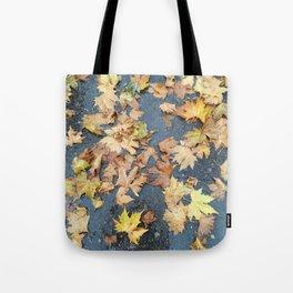 Autumn Floor Tote Bag