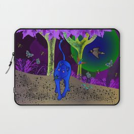 © Litle Lion storybook character Laptop Sleeve