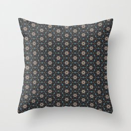 Tosca Delicate Flowers Throw Pillow