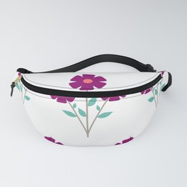 Bunch of Flowers Fanny Pack