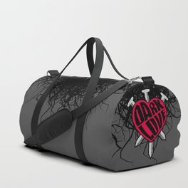 Dark Love Duffle Bag