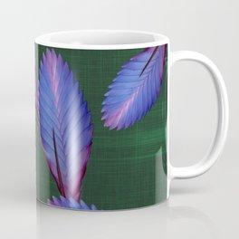 Tillandsia in emerald green Coffee Mug