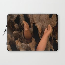 Embryonic Help Me Laptop Sleeve