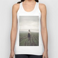 surrealism Tank Tops featuring surrealism by imperfectionist