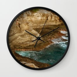 Leap of Faith Wall Clock