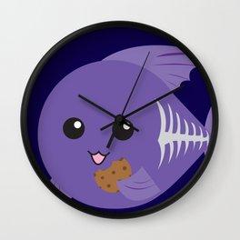 Xray Tetra Wall Clock