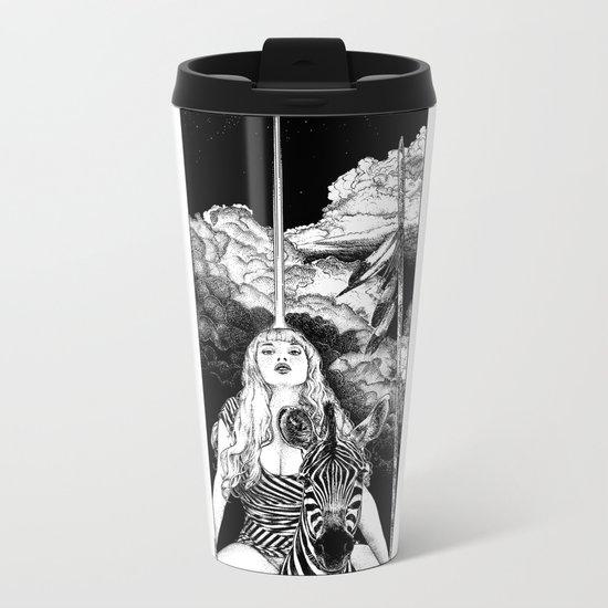 asc 706 - Le mystère Mang (The Mang mystery) Metal Travel Mug
