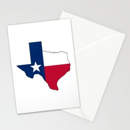 Texas Stationery Cards
