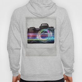 polaroids / camera Hoody