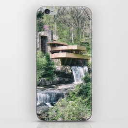 Fallingwater iPhone Skin