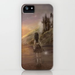 Hgwarts is our home iPhone Case
