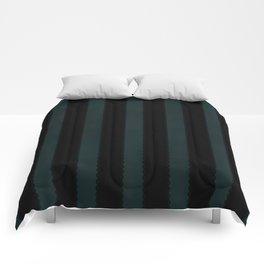 Gothic Stripes IV Comforters