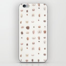 butts iPhone Skin