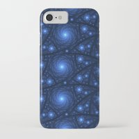 starry night iPhone & iPod Cases featuring Starry Starry Night by Lyle Hatch