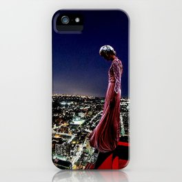 The Lonely Hours iPhone Case