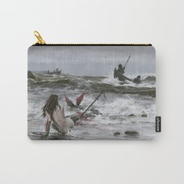The last mermaid of the northern seas Carry-All Pouch