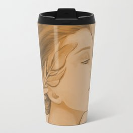 Goddess of Victory Travel Mug