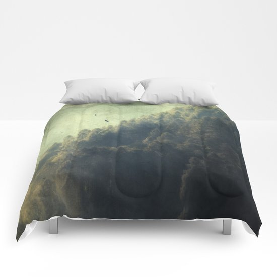 Tree Mountain Comforters