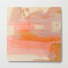 Abstract No. 501 Metal Print