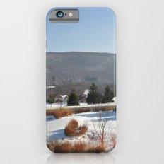 Winter Snow Scene Landscape Photo Slim Case iPhone 6s