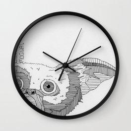 Gizmo / Mogwai. Wall Clock
