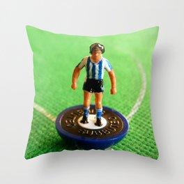 Sheffield Wednesday Subbuteo Player 1991 Throw Pillow