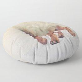 Little Ones: Wolf V2 Floor Pillow